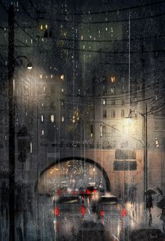 Art Tutorials and References lohrien: Illustrations by Pascal Campion dA l. Pascal Campion, Cabin In The Woods, Anime Scenery, Art Background, Pretty Art, Nocturne, Anime Comics, Storyboard, Art Tutorials