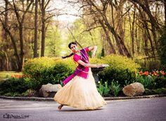 Kathak Indian classical dance Reshmi Dance Movement