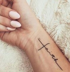 •faith•