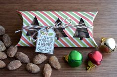 Gift Ideas: Treat Packaging | We R Memory Keepers Blog #treatbox #punchbords #wermemorykeepers