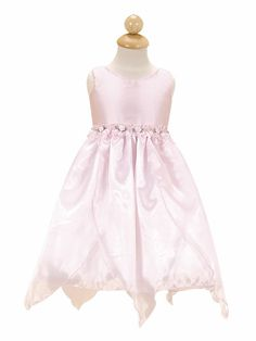 Have you checked out our Flash Sale yet?  This Pink Flower Girl Organza and Rosebuds Dress was originally $64.99. It's on sale for $29.99, but our Flash15 coupon, you can take an additional 30% off! Final price? Only $20.99!