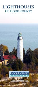 Lighthouses of Door County, Wisconsin ~ There are 11 !!!