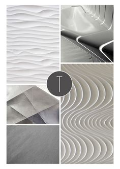 Sensual surfaces - taking inspiration from soft-touch surfaces, we are designing an innovative kitchen countertops.