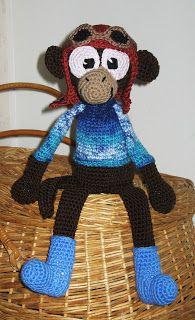 Suden silmukat: Lentäjä-apina My Cousin, Cousins, Teddy Bear, Toys, Animals, Activity Toys, Animales, Animaux, Clearance Toys