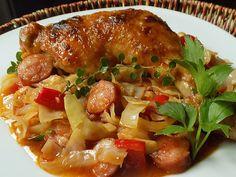 Cantaloupe, Meat, Chicken, Fruit, Pork, Ethnic Recipes, Kale Stir Fry, Pork Chops, Cubs