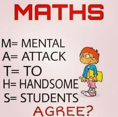 22 ideas funny friends jokes products for 2019 Math Memes Funny, Exams Funny, Very Funny Memes, Funny School Jokes, Some Funny Jokes, Funny Facts, Hilarious, Funny Study Quotes, Cute Funny Quotes