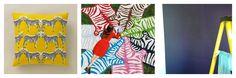Zebra- decor trend for spring 2013 | Sofie B Design