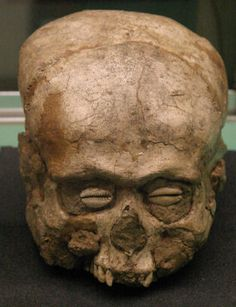 Natufian Skull. The Natufian culture was an Epipaleolithic culture that existed from 13,000 to 9,800 BCE in the Levant, a region in the Eastern Mediterranean. It was unusual in that it was sedentary, or semi-sedentary, before the introduction of agriculture. The Natufian communities are possibly the ancestors of the builders of the first Neolithic settlements of the region, which may have been the earliest in the world.