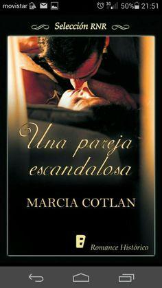 Una pareja escándalosa de Marcia Cotlan