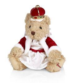 Harrods Queen Teddy Bear