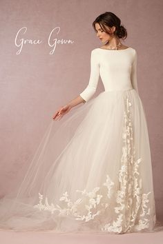 5 Fairy Tale Bridal Looks from the BHLDN Fall Collection