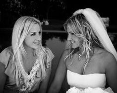Sisters ❤️ my Hamptons wedding