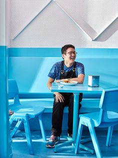 Michael Pham at Phamily Kitchen, photo – Sean Fennessy for The Design Files.