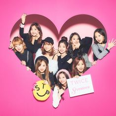 K Pop, Kpop Girl Groups, Korean Girl Groups, Kpop Girls, Extended Play, Youtube Twice, Fandom, Shy Shy Shy, Twice Group