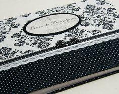 Livro 15 anos - MEDALHÃO preto e branco