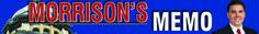 The Morrison Memo: June 3, 2015 - http://www.repmorrison54.com/2015/06/the-morrison-memo-june-3-2015.html