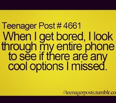 ahaha and if I'm trying to look like I'm doing something because everyone else is doing something!