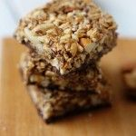 Sweet and Salty Snack Bars