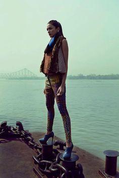 Pallavi Singh for Harper's Bazaar India