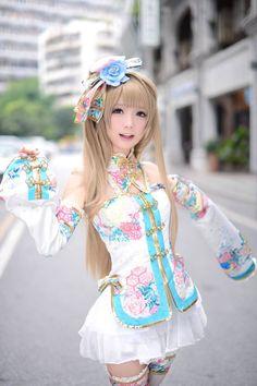 Anime,аниме,Anime Cosplay,Love Live!,School Idol Project, Love Live! School Idol Project,Minami Kotori