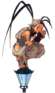 Street Fighter III: Ibuki