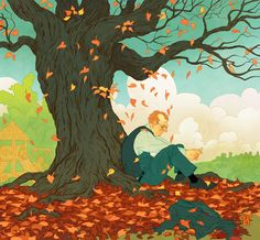 Therapy Today by Peter Diamond, via Behance