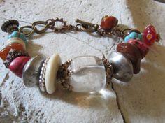 Handmade/Western Jewelry/Boho Jewelry/Turquoise by edanebeadwork, $32.00