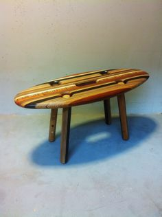 Godsk Snedkeri reclaimed wood furniture!
