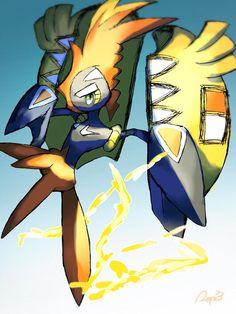 Tapu Koko - the electric guardian!