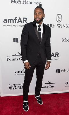 Jason Derulo performed at the star-studded NYC event.