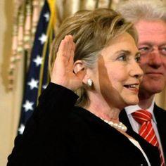 Alternative Reality Website Where Hillary Is President...HAHAHAHAHAHAHA