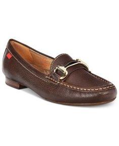 Femmes Marc Joseph New York Wall St. 2 Chaussures Loafer TbPSVSk