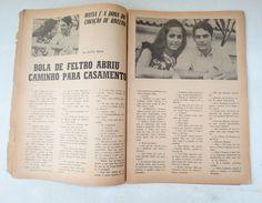 ANOS DOURADOS: IMAGENS & FATOS: IMAGENS = REVISTA de 1969