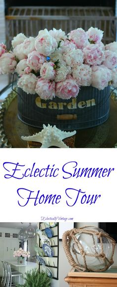 Eclectic Summer Home