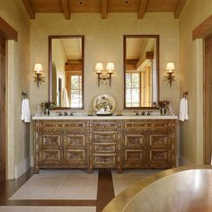 brown mexican bathrooms - Google Search