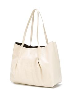 #ninaricci #bags #tote #ondine #ooldwhite #women #fashion www.jofre.eu