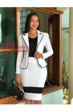 Great New African Stylish Fashion Tips 5014601250 Latest African Fashion Dresses, African Print Fashion, Women's Fashion Dresses, Corporate Fashion, Corporate Attire, Stylish Work Outfits, Work Dresses For Women, African Wear, Blazer