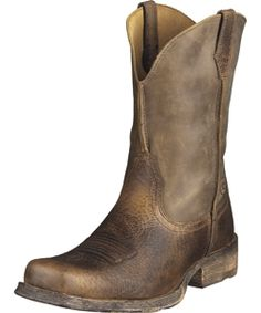 #Men's Ariat #Boot @Woolrich, Inc. Furnishings $169.00