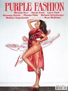 Miranda Kerr for Purple Fashion - Spring/Summer 2013
