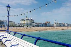 LOVING THE UK - Eastbourne by Bob Radlinski