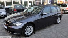 Firma, vand BMW  Seria 3   (Second hand); Diesel; Euro 4 -   inmatriculata pe Germania - iunie 2007 - Cluj-Napoca, Telefon 0755533535, Pret 6690 EUR