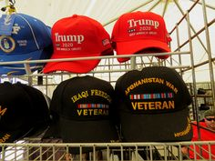 Those shiny red caps for Trump was made in China! Canon Powershot, Running For President, Big Game, Indiana, Presidents, Politics, Chinese, Cap, America