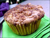 *Apple Cinnamon Muffins = 3pts