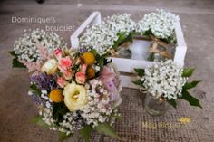 English Marriage in Toscany | Mag Florist ©
