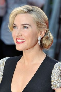 "Kate Winslet Pictures - Kate Winslet at the ""Titanic 3D"" Premiere - Zimbio"