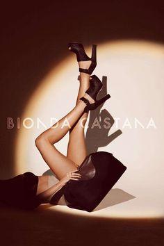 Femme Fatale Footwear Ads : Bionda Castana Fall 2012