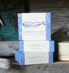 Saipua in New York does the loveliest soaps and candles