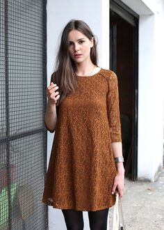 Sézane - Lace Thelma dress