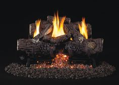 57 best ventless gas logs images ventless gas logs fireplace set rh pinterest com