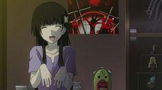 Sankarea: rea as a zombie. Blah blah. Lol!